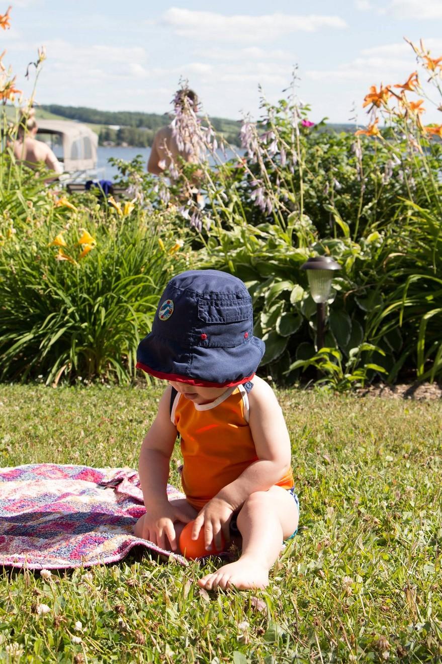 Enfant été (Photo : © Josée Ouellet)