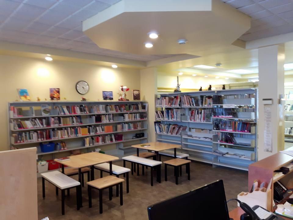 Bibliothèque2 (Auteur : Josée Ouellet)