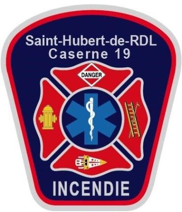 Logo Caserne 19 (Auteur : Josée Ouellet)