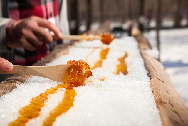 cabane à sucre (Photo : © Josée Ouellet)