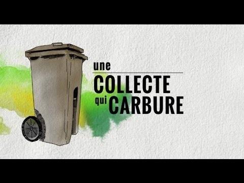Collecte qui carbure (Auteur : Josée Ouellet)