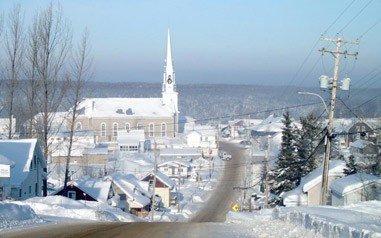Accueil - Village hiver