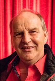 Bertrand Thériault (Auteur : Josée Ouellet)