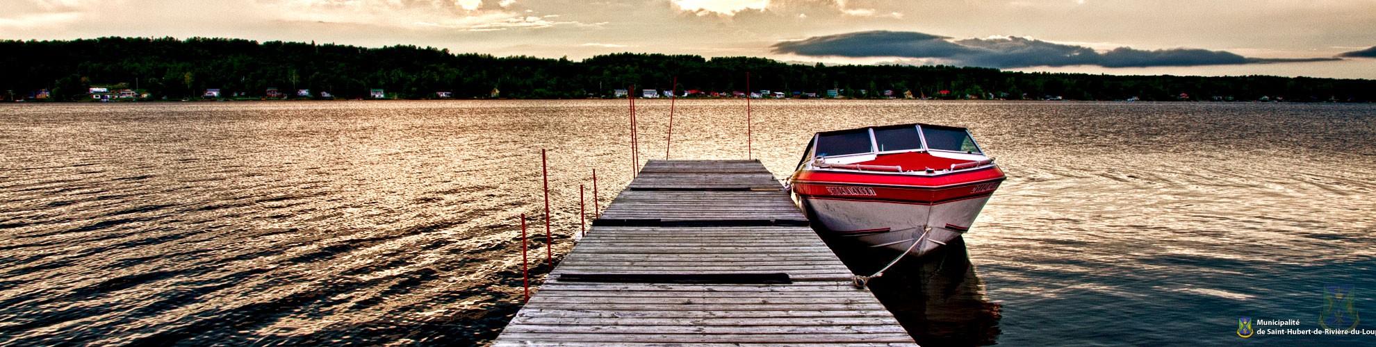 Hero - Lac-de-la-Grande-Fourche et bateau